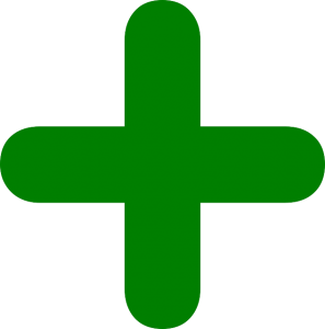 פלוס ירוק